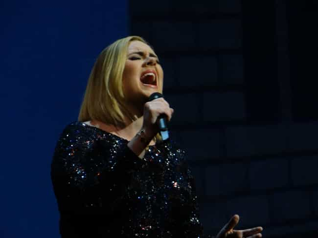 Cancer: Adele is listed (or ranked) 4 on the list Which Pop Star Are You, According To Your Zodiac Sign?