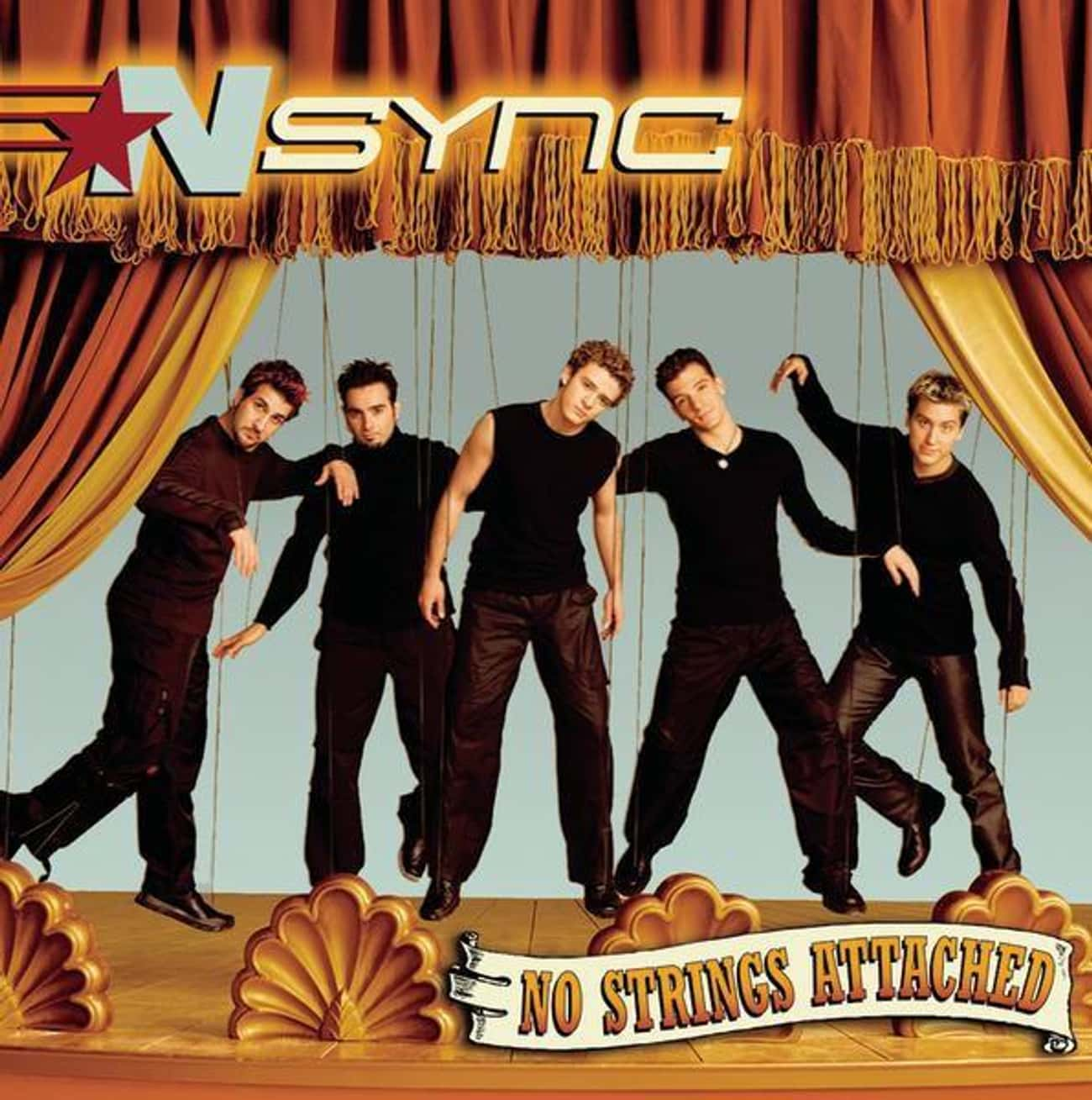 *NSYNC Had As Many Top Ten Hits As BSB Even Though They Only Released Three Albums