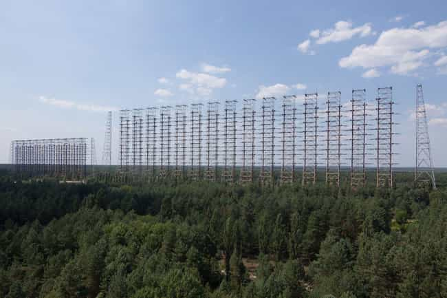 Many Believe The Chernob... is listed (or ranked) 1 on the list These Conspiracy Theories Suggest Something Even More Sinister Happened At Chernobyl