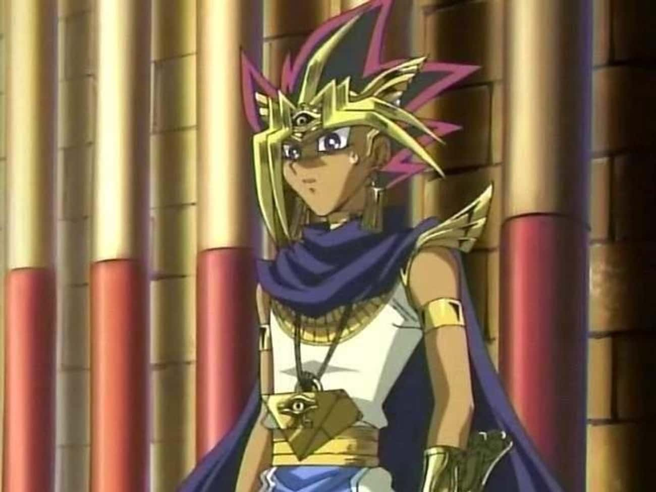 Yugi's Seemingly Themeless Dec is listed (or ranked) 3 on the list Yu-Gi-Oh! Fan Theories That'll Send Your Childhood To The Shadow Realm
