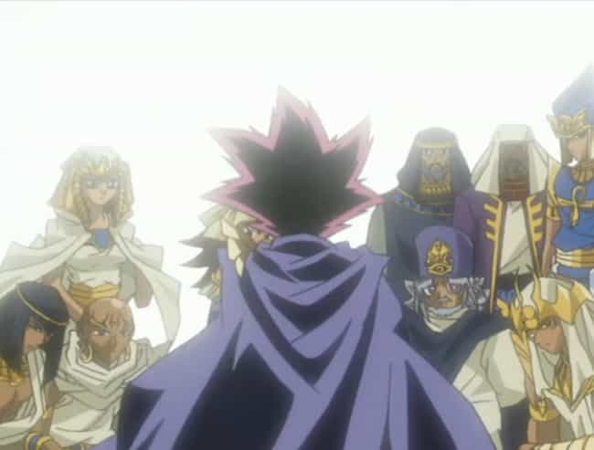 The Characters Of 'Yu-Gi... is listed (or ranked) 2 on the list Yu-Gi-Oh! Fan Theories That'll Send Your Childhood To The Shadow Realm