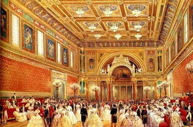 The Ballroom is listed (or ranked) 4 on the list All The Notable Rooms In Buckingham Palace And What Happens In Them