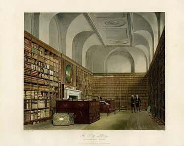 The King's Library