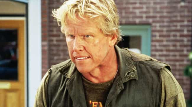 Busey Was Riding Without... is listed (or ranked) 1 on the list What Actually Happened To Gary Busey?