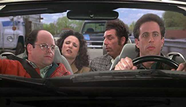 A Culturally Insensitive... is listed (or ranked) 4 on the list Dramatic Stories From Behind The Scenes Of 'Seinfeld'