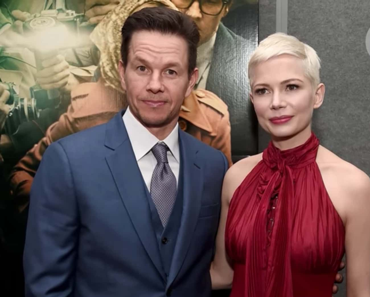 Michelle Williams Was Paid Less Than One Percent Of Mark Wahlberg's Wage For All The Money In The World