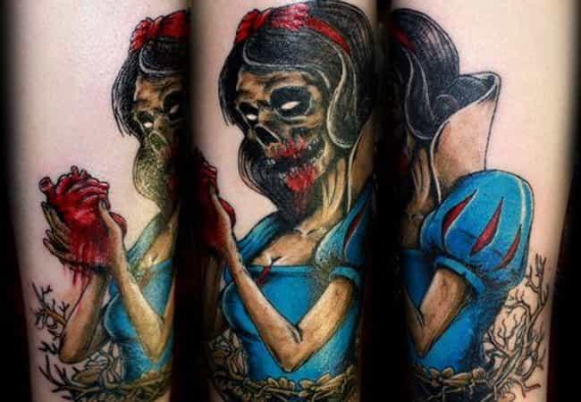 20 Dark Disney Tattoos That Ll Scar You For Life