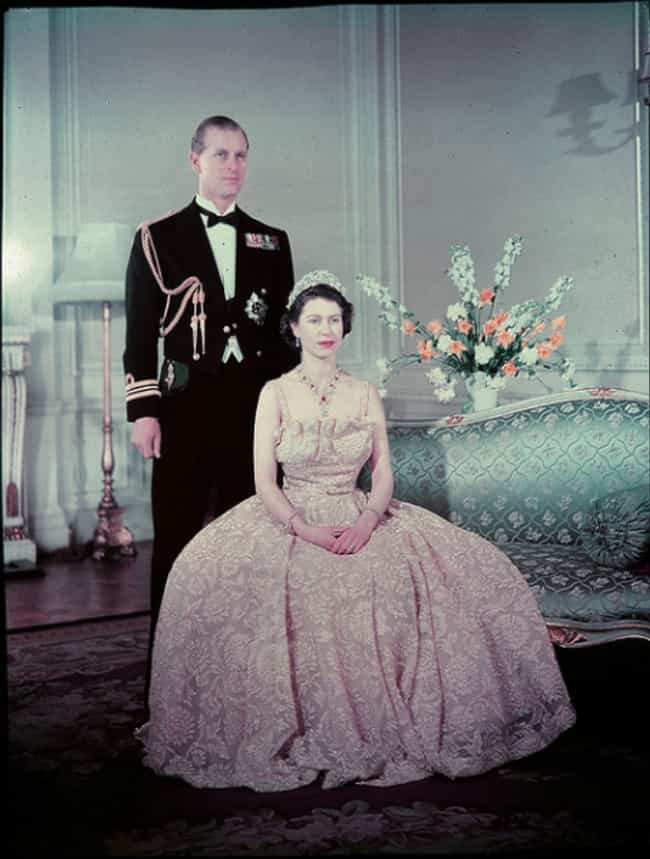 Elizabeth And Philip's (Separa... is listed (or ranked) 2 on the list All The Notable Rooms In Buckingham Palace And What Happens In Them