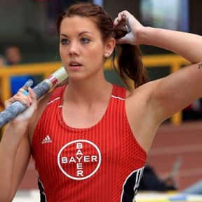 Katharina Bauer is listed (or ranked) 22 on the list Rank the Sexiest Current Female Athletes
