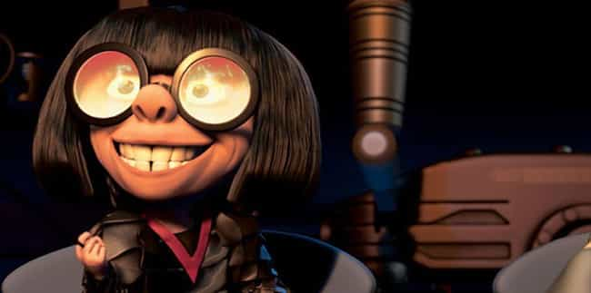 Edna Mode Is A Reformed ... is listed (or ranked) 1 on the list The Incredibles Fan Theories