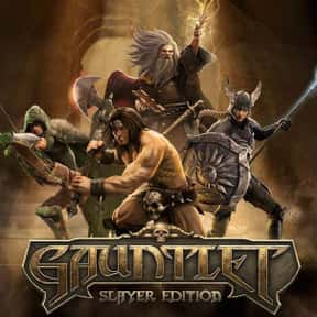 Gauntlet Slayer Edition is listed (or ranked) 1 on the list The All-Time Best PC Arcade Games On Steam