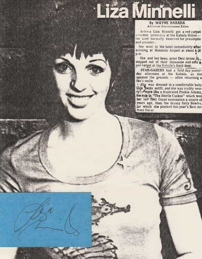Her Fourth Marriage Resu... is listed (or ranked) 1 on the list The Rise, Fall, Rise, And Complicated Life Of Liza Minnelli