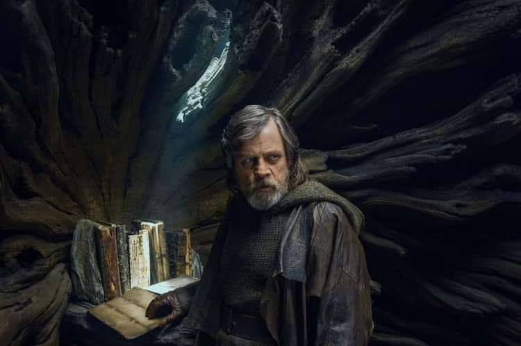 San Tekka Helped Luke Find The First Jedi Temple