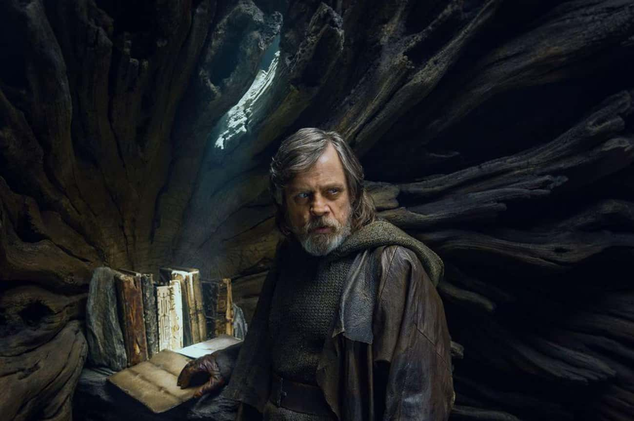 San Tekka Helped Luke Find The is listed (or ranked) 2 on the list Eye-Opening Fan Theories About Max Von Sydow's Character In 'The Force Awakens'