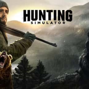 Hunting Simulator is listed (or ranked) 2 on the list The Best Hunting Games On Steam