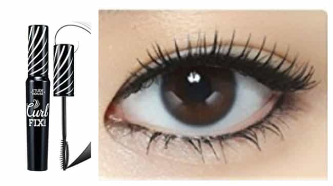 Lash Perm Curl Fix Masca... is listed (or ranked) 4 on the list These Mascaras Will Give You Insanely Dramatic And Curled Lashes