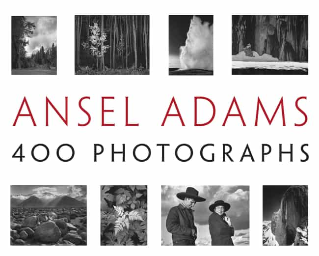 Ansel Adams: 400 Photogr... is listed (or ranked) 3 on the list The Best Coffee Table Books for Photographers