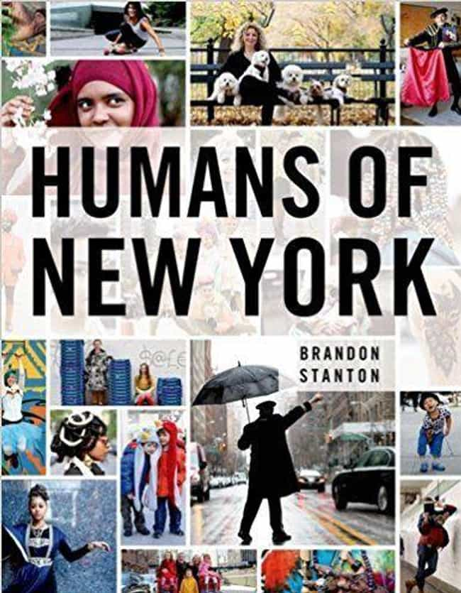 Humans of New York is listed (or ranked) 4 on the list The Best Coffee Table Books for Photographers