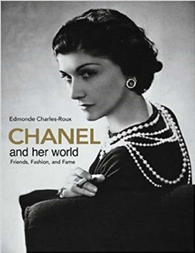 Chanel and Her World is listed (or ranked) 4 on the list The Best Chanel Coffee Table Books