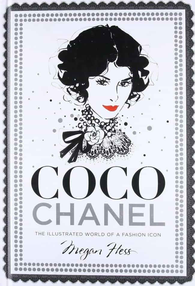 Coco Chanel: The Illustrated W... is listed (or ranked) 3 on the list The Best Chanel Coffee Table Books