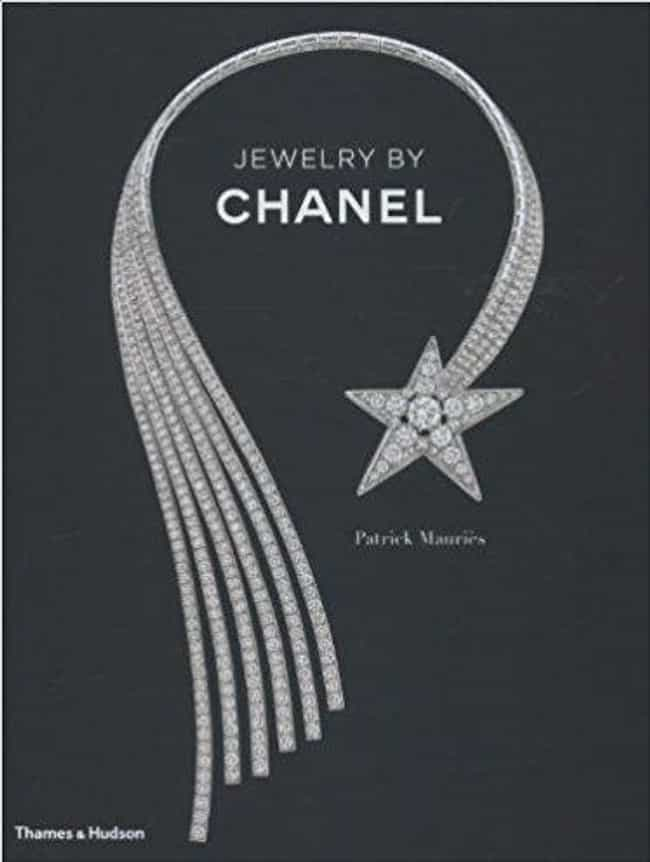 Jewelry By Chanel is listed (or ranked) 4 on the list The Best Chanel Coffee Table Books