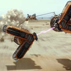 Pod Racing is listed (or ranked) 2 on the list Fictional Sports You Most Wish You Could Play
