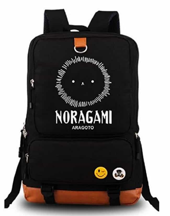 YOYOSHome Noragmi Anime Cospla... is listed (or ranked) 1 on the list The 18 Best Anime Backpacks That Any Otaku Would Rock