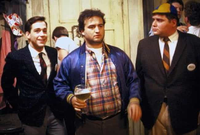The Cast Went To A Real ... is listed (or ranked) 1 on the list Behind The Scenes Stories From 'Animal House' That Are Way More Insane Than The Movie