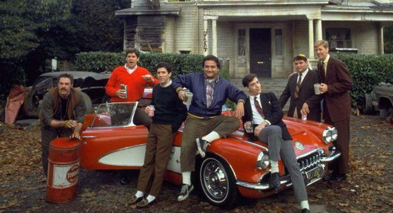 The Cast Stayed In Character T is listed (or ranked) 3 on the list Behind The Scenes Stories From 'Animal House' That Are Way More Insane Than The Movie