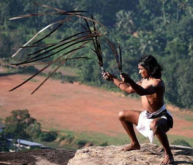 Urumi is listed (or ranked) 1 on the list Brutal Weapons Throughout History