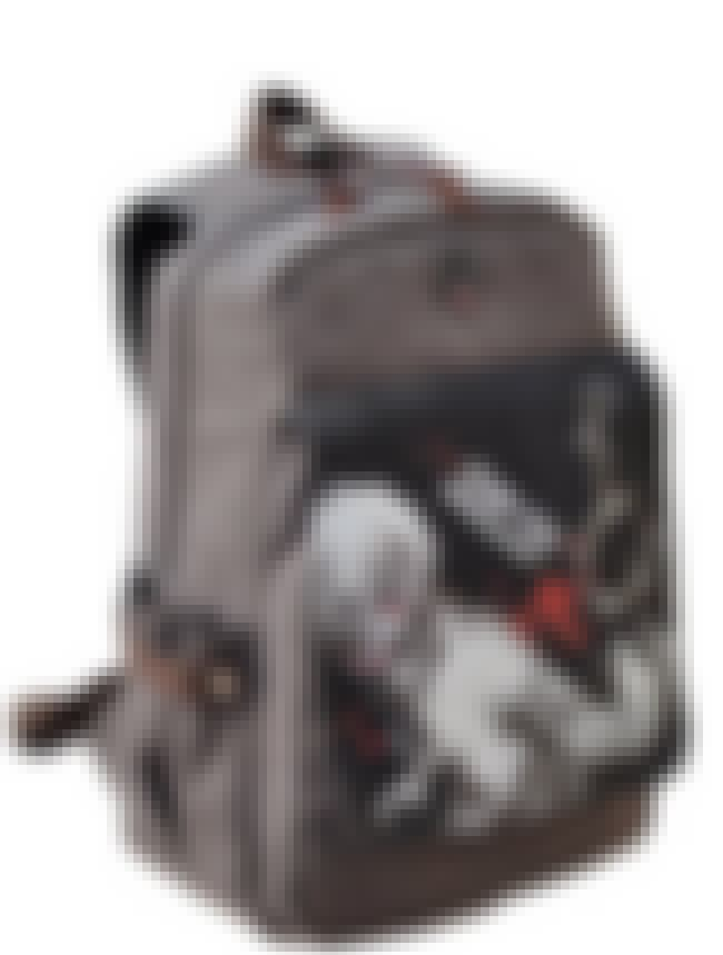 Tokyo Ghoul Anime Cosplay Bag ... is listed (or ranked) 4 on the list The 18 Best Anime Backpacks That Any Otaku Would Rock
