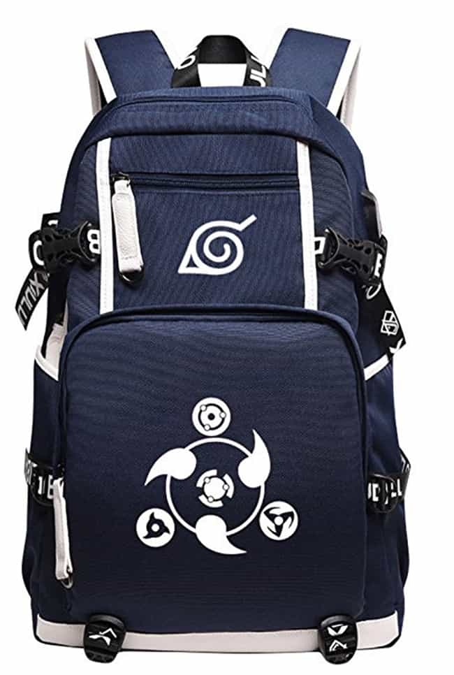 Gumstyle Naruto Book Bag with ... is listed (or ranked) 4 on the list The 18 Best Anime Backpacks That Any Otaku Would Rock