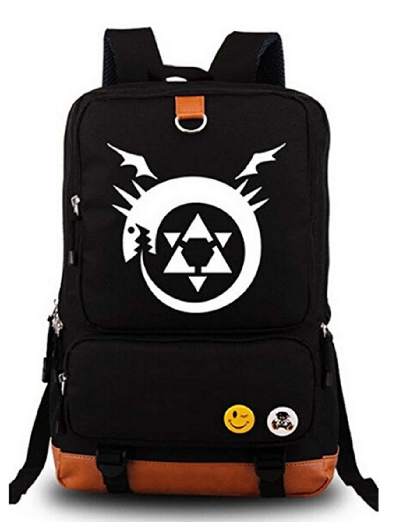 Siawasey® Fullmetal Alchemist Backpack