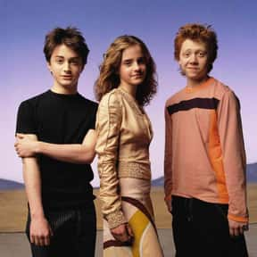 Harry, Ron, Hermione is listed (or ranked) 1 on the list The Best Trios Of All Time