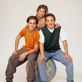 Cory, Shawn, Topanga is listed (or ranked) 22 on the list The Best Trios Of All Time