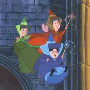 Fairy Godmothers is listed (or ranked) 12 on the list The Best Trios Of All Time