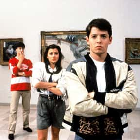 Ferris, Sloane, Cameron is listed (or ranked) 25 on the list The Best Trios Of All Time