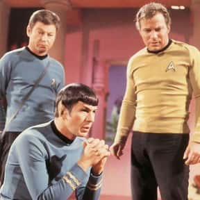 Kirk, Spock, McCoy is listed (or ranked) 23 on the list The Best Trios Of All Time