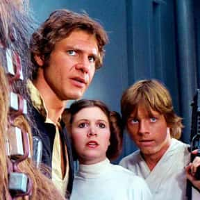 Luke, Princess Leia, Han Solo is listed (or ranked) 6 on the list The Best Trios Of All Time