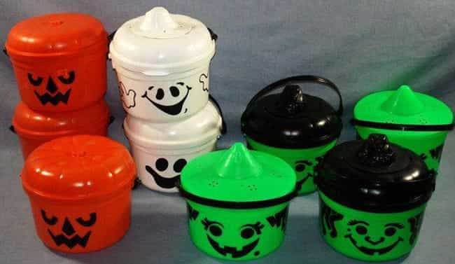 Halloween Buckets: $100 ... is listed (or ranked) 3 on the list McDonald's Happy Meal Toys You Threw Away That Are Worth An Insane Amount Of Money Today