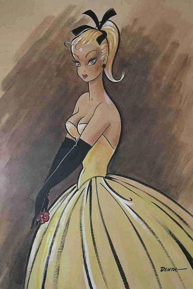 Lilli Began As A Racy Comic St... is listed (or ranked) 2 on the list Barbie Was Originally Based On An Extremely Risqué German Doll