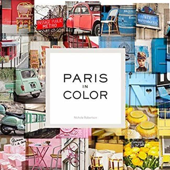 Paris In Color is listed (or ranked) 3 on the list The Best Cheap and Inexpensive Coffee Table Books