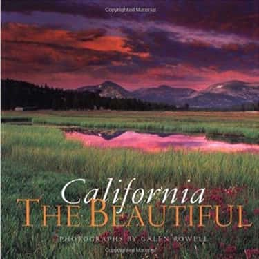 California the Beautiful is listed (or ranked) 1 on the list The Best Cheap and Inexpensive Coffee Table Books
