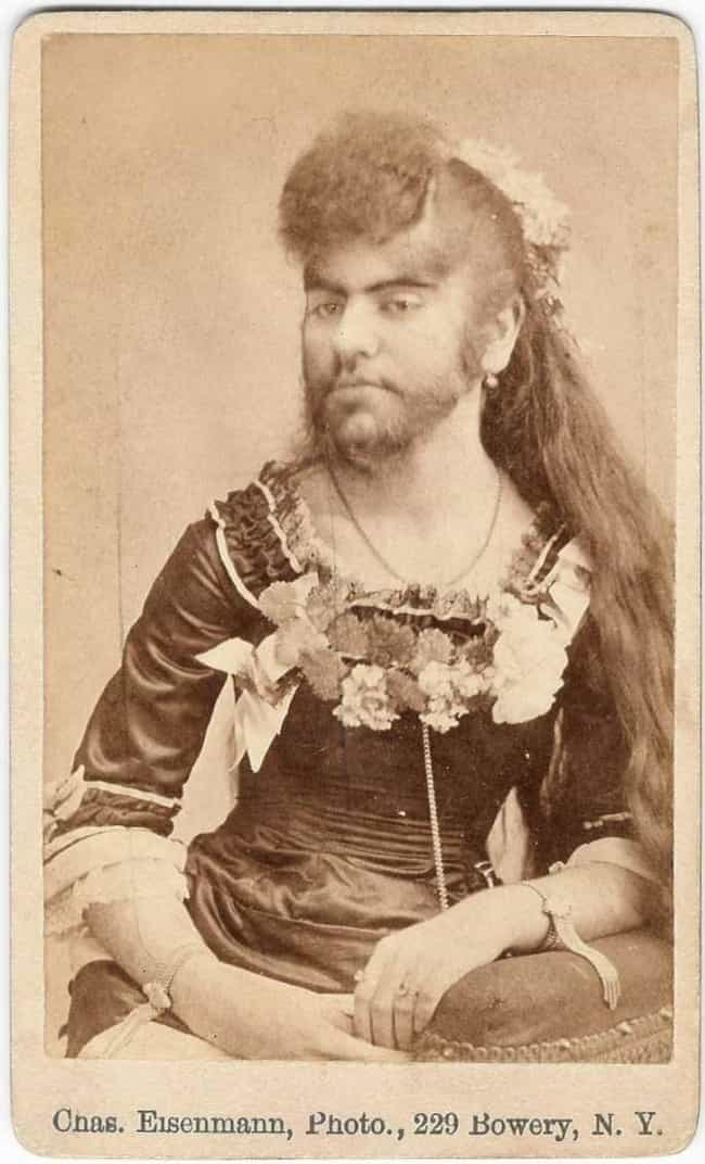 The Bearded Lady's Story... is listed (or ranked) 3 on the list Here's Everything The Greatest Showman Got Completely Wrong About The Real Barnum & Bailey Circus