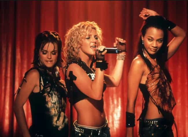 'Crossroads' Came Out ... is listed (or ranked) 2 on the list Was Britney Spears On The Bush Administration's Payroll? A 2000s Mystery