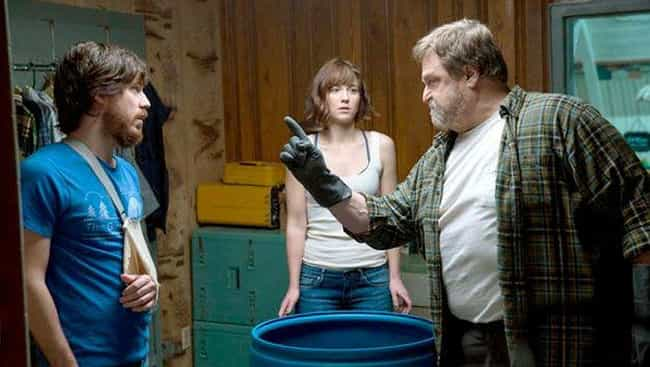 '10 Cloverfield Lane' Directly... is listed (or ranked) 1 on the list 'Cloverfield' Theories To Read Up On Before Streaming 'The Cloverfield Paradox'