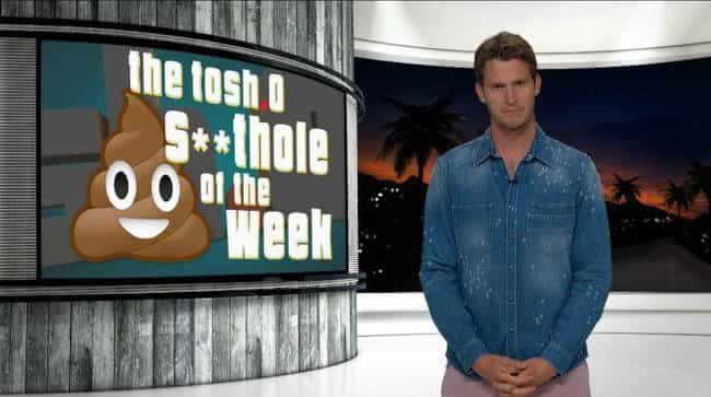 'Tosh.0' Is Still Going Strong... is listed (or ranked) 4 on the list What The Heck Ever Happened To Daniel Tosh?