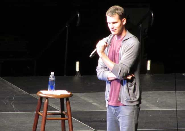He Made A Rape Joke In 2012 is listed (or ranked) 1 on the list What The Heck Ever Happened To Daniel Tosh?