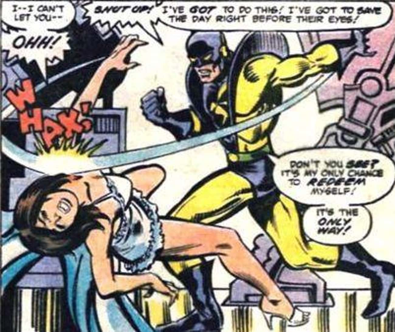 Her Relationship With Hank Pym is listed (or ranked) 3 on the list Who Is The Wasp?