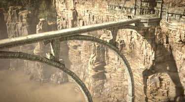 'Shadow Of The Colossus&#3 is listed (or ranked) 1 on the list The Fascinating Lore Of Shadow Of The Colossus